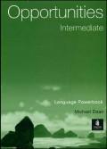 Opportunities Intermediate, Language Powerbook