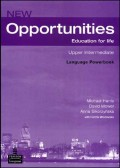 New Opportunities Upper Intermediate, Language Powerbook + CD