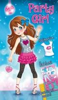 Party Girl - Plava