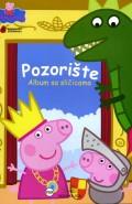 Pepa prase - Pozorište - Album sa sličicama