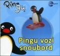 Pingu vozi snoubord