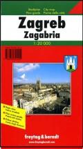 Plan grada: Zagreb