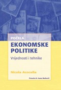 Počela ekonomske politike