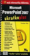 Microsoft PowerPoint 2007 - ukratko plus