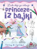 Lude ideje za crtanje - Princeze iz bajki