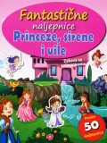Fantastične naljepnice - Princeze, sirene i vile