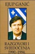 Razgovori i svjedočenja 1990.-1994. Bosanska otrovna jabuka