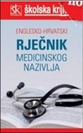 Englesko - hrvatski rječnik medicinskog nazivlja