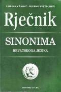 Rječnik sinonima hrvatskoga jezika