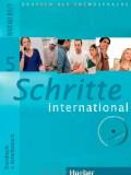 Schritte 5 international - Kursbuch + Arbeitsbuch, Niveau B1/1, sa CD - om