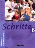 Schritte 6 international - Kursbuch + Arbeitsbuch, Niveau B1/2, sa CD - om