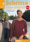 Schritte International Neu 4 - A2.2 Kursbuch und Arbeitsbuch + CD zum Arbeitsbuch