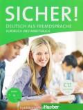 Sicher C1.2 - Deutsch als Fremdsprache / Kurs- und Arbeitsbuch mit CD-ROM zum Arbeitsbuch, Lektion 7-12