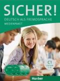 Sicher Medienpaket C1 - 2 Audio-CDs Und 2 DVDs Zum Kursbuch, C1 Lektion 1-12