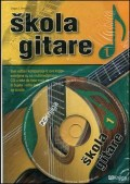 Škola gitare + Multimedijalni CD 1