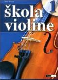 Škola violine 1 + CD