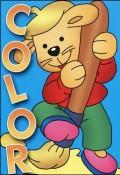 Color Teddy slikar