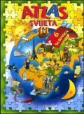 Slikovni atlas svijeta - slagalica