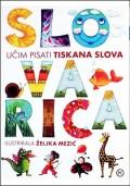 Slovarica - Učim pisati tiskana slova