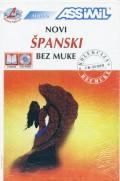 Novi Španski bez muke - assimil metoda + 4 CD-a