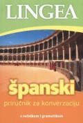 Španski priručnik za konverzaciju s rečnikom i gramatikom