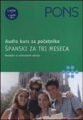 Španski za tri mjeseca, audio kurs za početnike