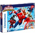 Spider-Man Web Warriors - 60 Puzzle