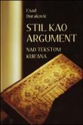 Stil kao argument, nad tekstom Kurana