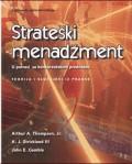 Strateški menadžment - u potrazi za konkurentskom prednošću