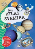 Moj atlas svemira - Naljepnice i veliki poster