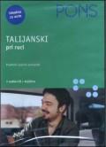 PONS talijanski pri ruci: CD + knjižica