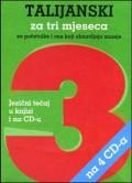 Talijanski za tri mjeseca na 4 CD-a