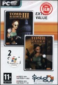 Tomb Raider III, adventure Lara Croft, Tomb Raider the Last Revelation 2/1
