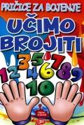 Učimo brojiti - Pričice za bojenje