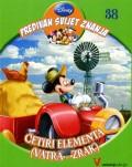 Disney Predivan svijet znanja 38 - Četiri elementa (Vatra - Zrak)