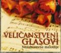 Veličanstveni glasovi - nezaboravne melodije 5 CD-a