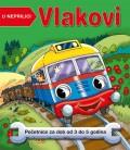 Vlakovi u neprilici, početnice za dob od 3 do 5 godina