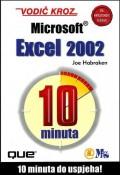 Vodič kroz Microsoft Excel 2002