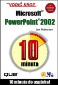 Vodič kroz Microsoft PowerPoint 2002