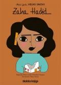 Zaha Hadid - iz serije Mali ljudi