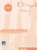 Fit fürs Goethe-Zertifikat B2, Deutschprüfung für Erwachsene