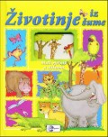 Mali rječnik u slikama - Životinje iz šume