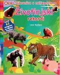 Životinjski rekordi - Slikovnica s naljepnicama